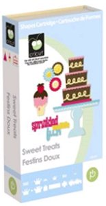 Sweet Treats Cricut Cartridge