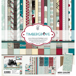 Timbergrove Scrapbook Set Memory Making 101: Scrapbook Page Ideas and Giveaway