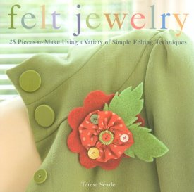 felt%20jewelry FaveCrafts Giveaway: Felt Jewelry