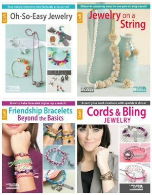 Leisure Arts Jewelry Book Collection