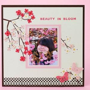 Japanese Cherry Blossom Layout Favecrafts Com