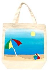 beachy keen tote