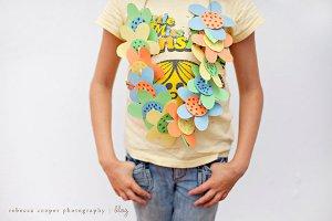 Blooming Spring Lei
