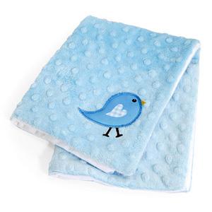 Birdie Baby Blanket | FaveCrafts.com