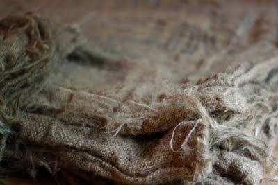 Washed Burlap