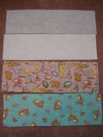 Easter Basket Fabrics