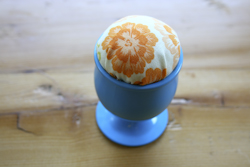 Eggcup Pincushion 11