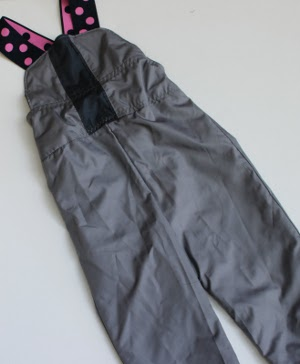 Nylon Snow Pants for Kids