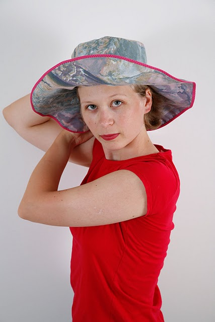 Pillow Case Sun Hat