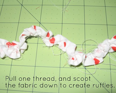 Sewing Ruffle 2
