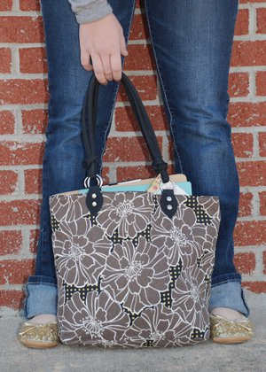 Shades of Serenity Tote