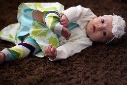 Twirly Baby Dress-7