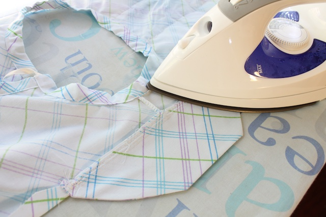 Ironing Sleeves