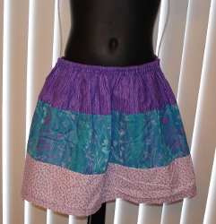 Girls Tiered Skirt