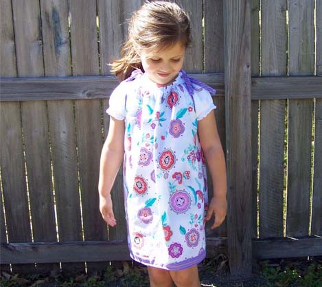 Fat Quarter Dress