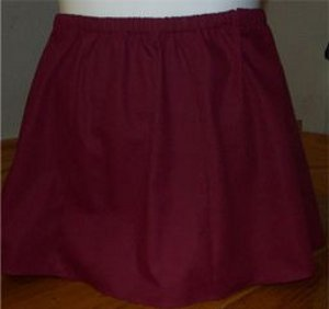 plus sized skirt tutorial