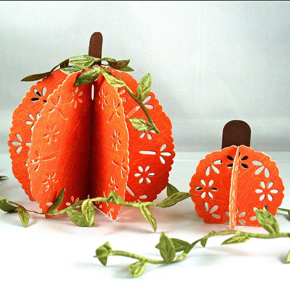 Eyelet Pumpkins