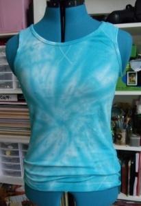 Tie-Dye Hurricane Swirl