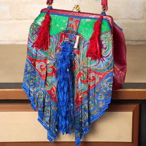 Fabulous Fringe Purse