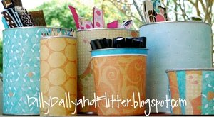 Upcycled Containers
