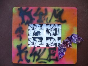 Graffiti Frame