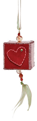Heart Box Necklace
