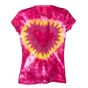 How to Tie-Dye a Shirt: 11 Colorful Tie-Dye Designs