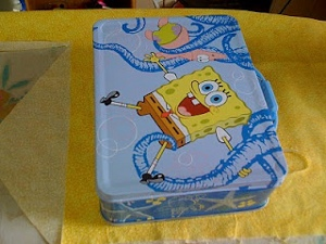 Spongebob Purse