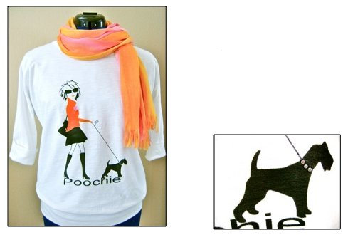 Dog Lady Tee Shirt