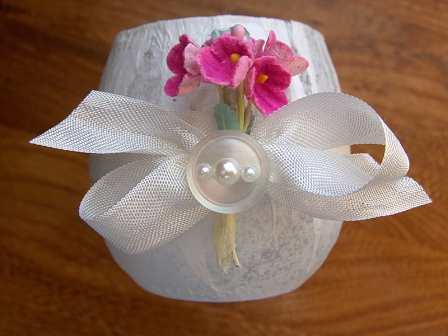 Wedding Votive 5