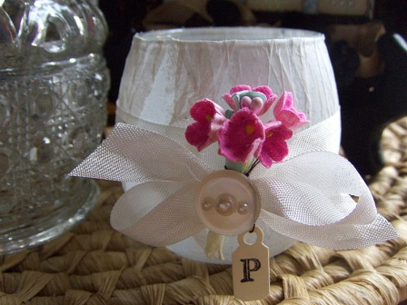Wedding Votive 7