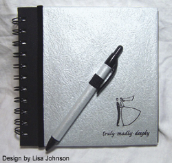 Truly Madly Deeply Bridal Journal