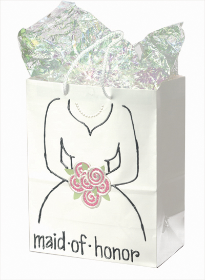 Maid of Honor Gift Bag