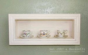 Shadow Box Shelf