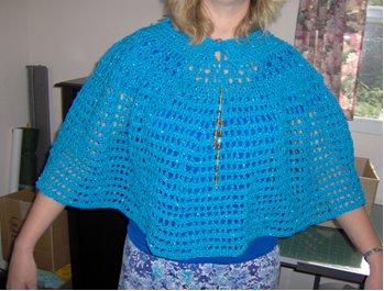 crochet ponchette   my selfmade projects   Pinterest