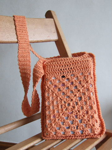 Crochet Book Bag Free Pattern : ... crochet pattern in the 25 quick and thrifty crochet patterns ebook