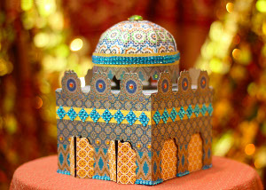 Moroccan Palace Dollhouse