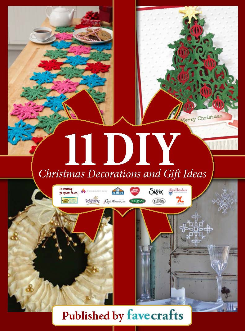 FREE DIY Christmas Decorations...