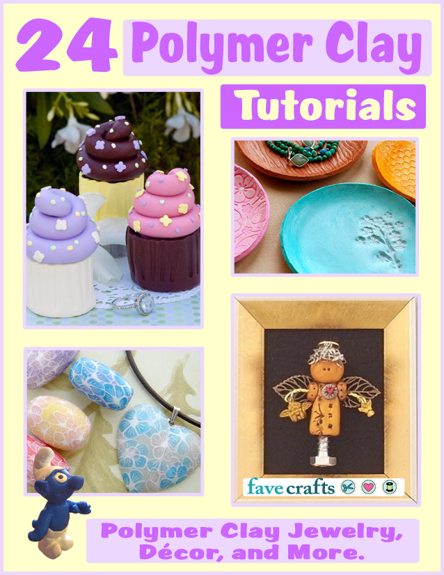 24 Polymer Clay Tutorials: Polymer Clay Jewelry, Decor, and More