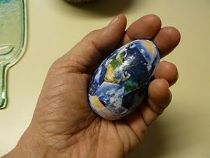 Mother Earth Egg
