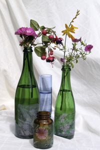 Ways to Craft With Old Wine Bottles Recycled Crafts