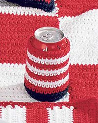 Free Crochet Patterns: Crochet Can Cozy