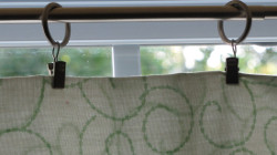 Breezy Pillowcase Curtain Tutorial
