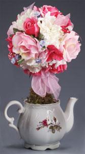 Teapot Topiary